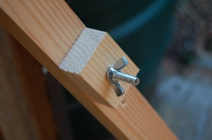 Save Our Earth Blog - The spacer for the lock